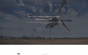 Video Website Design - Videodron - tablet image