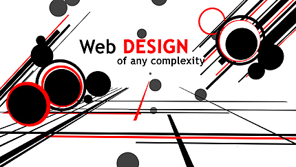 Заставка After Effects №30350 на тему веб-дизайн