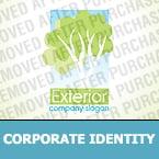 Corporate Identity Template 30447