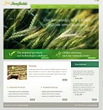 Agriculture Turnkey Websites 2.0 Template 30517