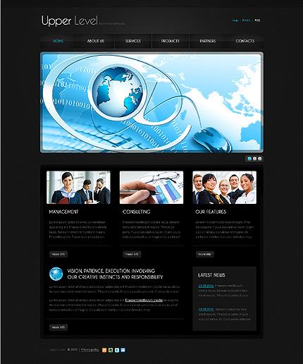 Creare site afaceri