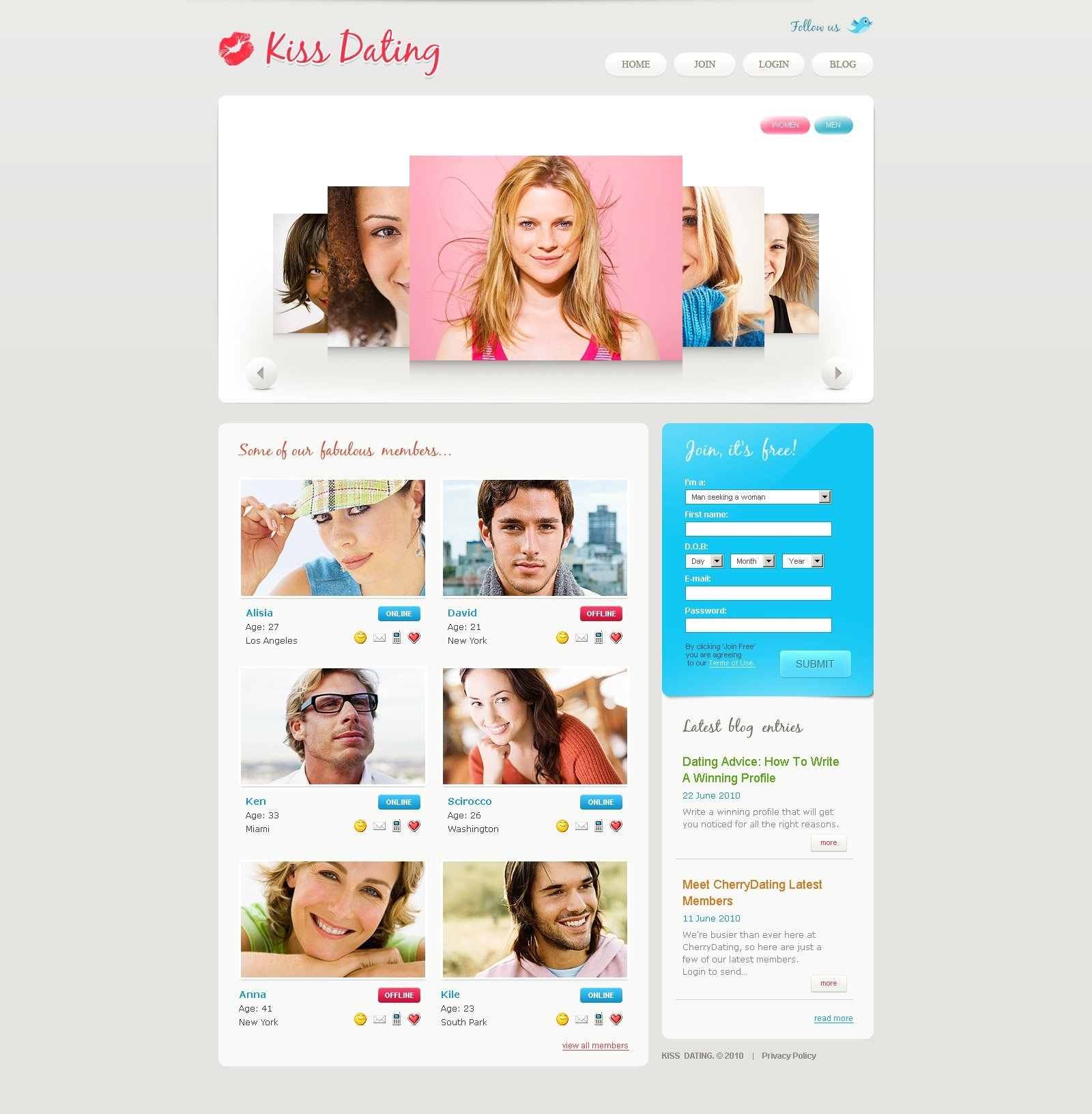 dating website template php Free dating templates world is void without love relationships keep the world on the move our free dating website template helps people hunt to find the love.
