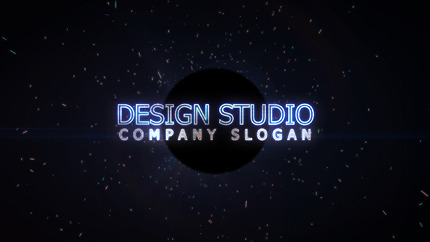 Design Studio After Effects Logo Reveal AE Intro Screenshot