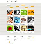 Web design Turnkey Websites 2.0 Template 30769