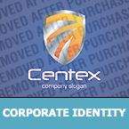Security Corporate Identity Template 30793