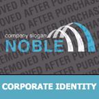 Corporate Identity Template 30795