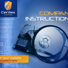 Information security powerpoint templates information security toneelgroepblik