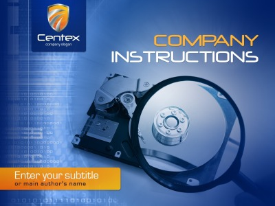 information security powerpoint template #30789, Powerpoint templates