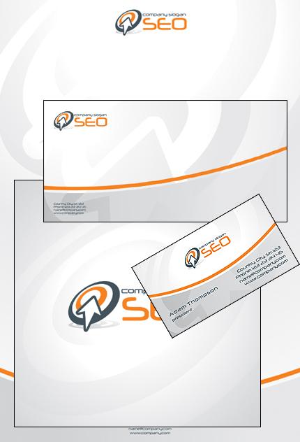 Unternehmensidentität Vorlage für Grafiken #30797