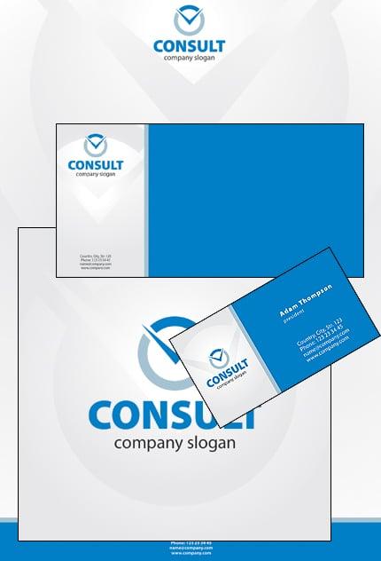 Corporate Identity 30901 Screenshot