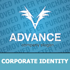 Corporate Identity Template 30906
