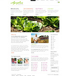 Agriculture Turnkey Websites 2.0 Template 30974