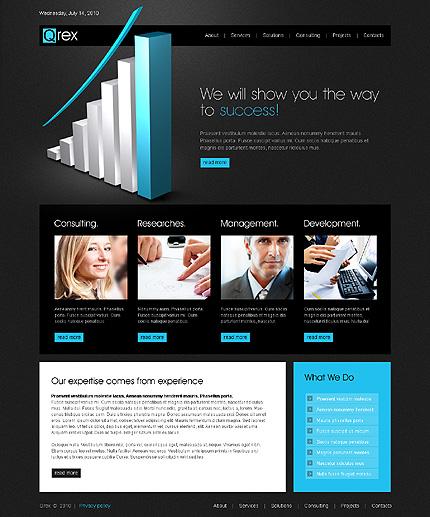 Realizare site afaceri