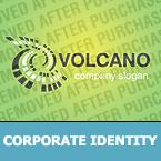 Corporate Identity Template 30998