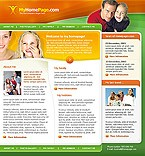 denver style site graphic designs homepage home page personal