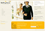Wedding Turnkey Websites 2.0 Template 31048