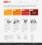 Turnkey Websites 2.0 Template 31050