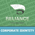 Corporate Identity Template 31107