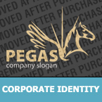Corporate Identity Template 31110