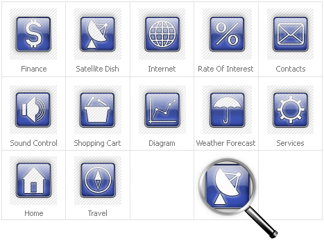 Icon Set Template 31128 Screenshots