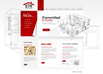 Architecture PSD  Template 31196