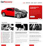 Cars PSD  Template 31251