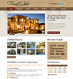 Real Estate SWiSH  Template 31254