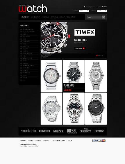 Realizare site ceasuri