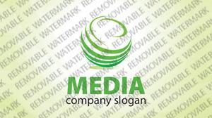 Logo Vorlage für Medien   #31235