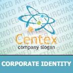 Corporate Identity Template 31323