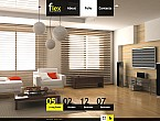Furniture Flash CMS  Template 31345