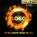 Web design After Effects Logo Reveals Template 31383