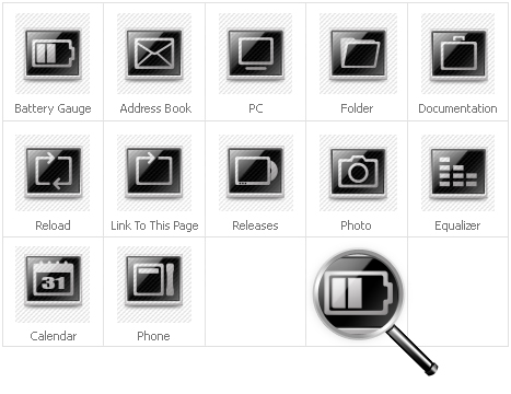 Icon Set Template 31425 Screenshots
