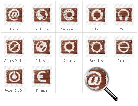 Icon Set Template 31426 Screenshots