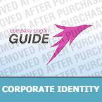 Corporate Identity Template 31459