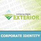 Corporate Identity Template 31461