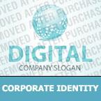 Corporate Identity Template 31463