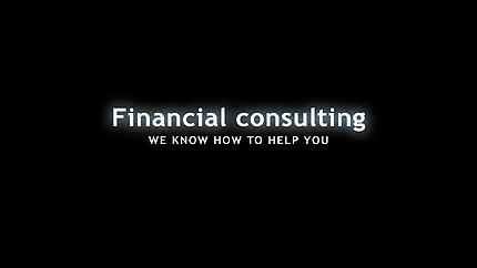 After Effects Logo Reveal Finanční poradce #31440
