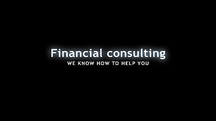 Financial Advisor After Effects Logo Reveal
