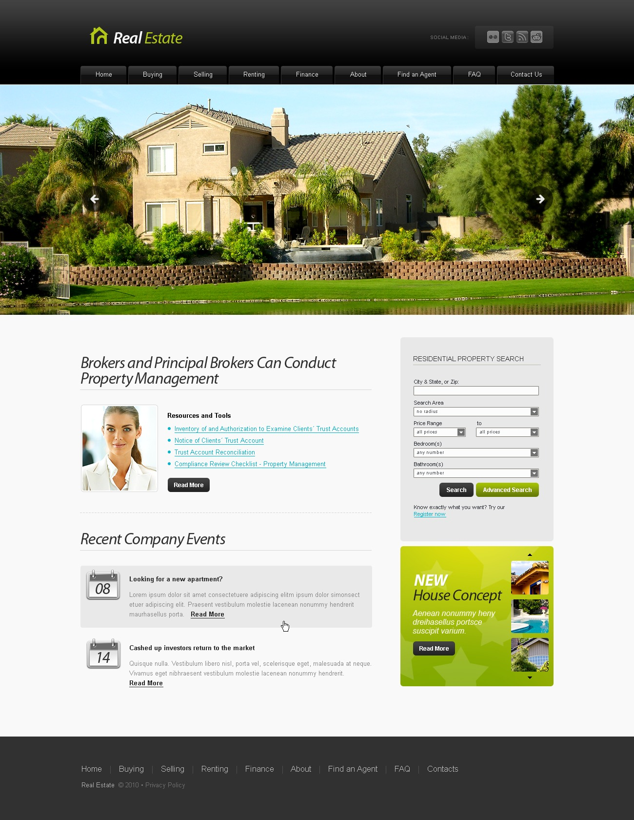 dating site for real estate agents Everything's included by lennar, the leading homebuilder of new homes for sale  in the nation's most desirable real estate markets.