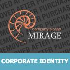 Corporate Identity Template 31543