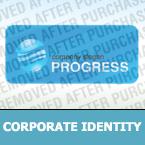 Corporate Identity Template 31546