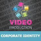 Media Corporate Identity Template 31547