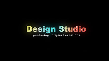 Design Studio After Effects Logo Reveal