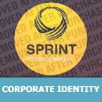 Corporate Identity Template 31621