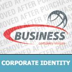 Corporate Identity Template 31624