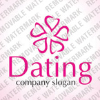 Dating Logo  Template 31627