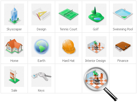 Graphics Iconset Template