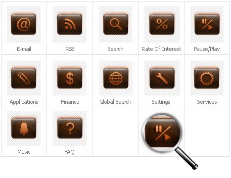 Icon Set Template 31703 Screenshots