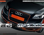 Cars Flash CMS  Template 31725